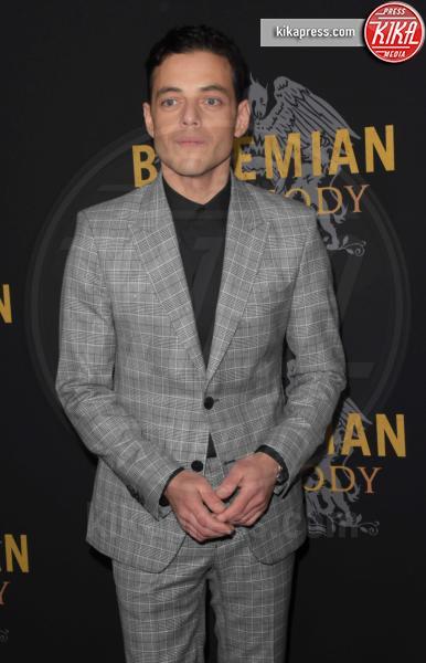 Rami Malek - NYC - 31-10-2018 - Roger Taylor e Bryan May alla premiere del biopic sui Queen