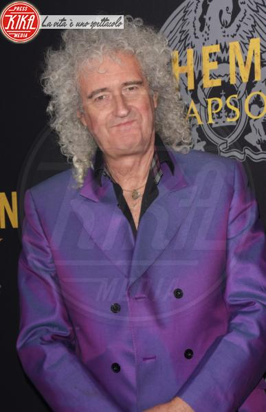 Brian May - NYC - 31-10-2018 - Roger Taylor e Bryan May alla premiere del biopic sui Queen
