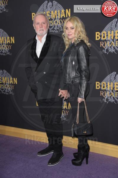 Roger Taylor - NYC - 31-10-2018 - Roger Taylor e Bryan May alla premiere del biopic sui Queen