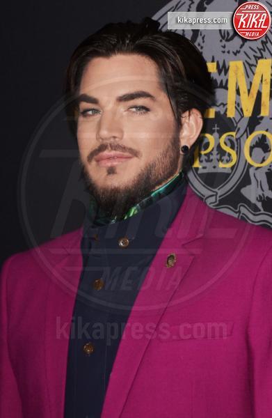 Adam Lambert - NYC - 31-10-2018 - Roger Taylor e Bryan May alla premiere del biopic sui Queen