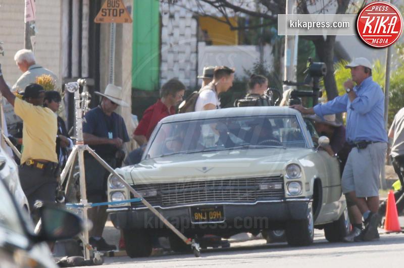 Brad Pitt - Los Angeles - 31-10-2018 - Once Upon a Time: le riprese con Brad Pitt
