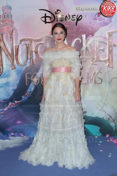 Keira Knightley - Londra - 01-11-2018 - Lo Schiaccianoci debutta a Londra: il red carpet
