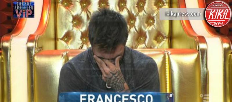 Francesco Monte - Milano - 03-11-2018 - GF Vip shock: Fariba Therani svela tutti i segreti degli autori