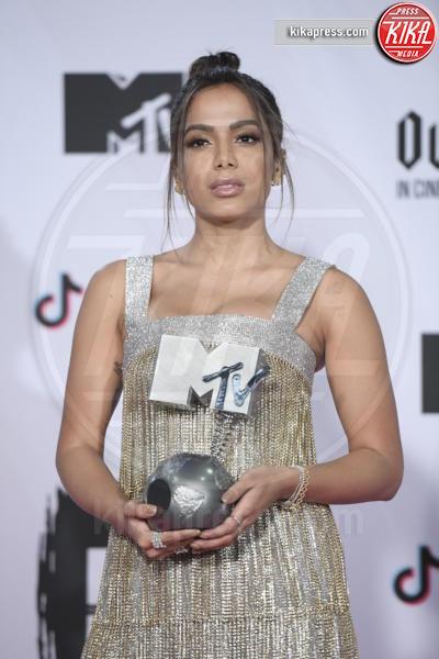 Anitta - Bilbao - 04-11-2018 - Camila Cabello fa poker agli  MTV European Music Awards 2018