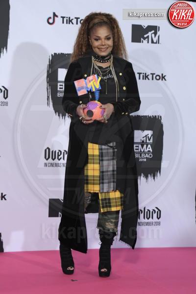 Janet Jackson - Bilbao - 04-11-2018 - Camila Cabello fa poker agli  MTV European Music Awards 2018