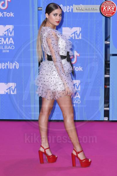 Sofia Reyes - Bilbao - 04-11-2018 - Camila Cabello fa poker agli  MTV European Music Awards 2018