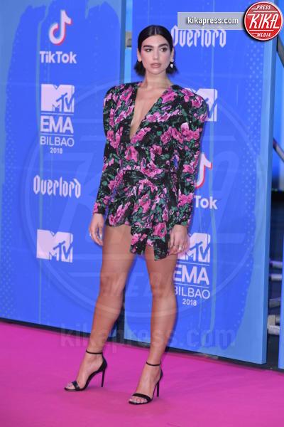 Dua Lipa - Bilbao - 04-11-2018 - Camila Cabello fa poker agli  MTV European Music Awards 2018