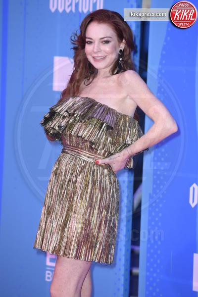 Lindsay Lohan - Bilbao - 04-11-2018 - Camila Cabello fa poker agli  MTV European Music Awards 2018