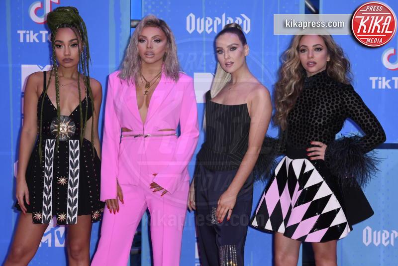 Little Mix - Bilbao - 04-11-2018 - Camila Cabello fa poker agli  MTV European Music Awards 2018