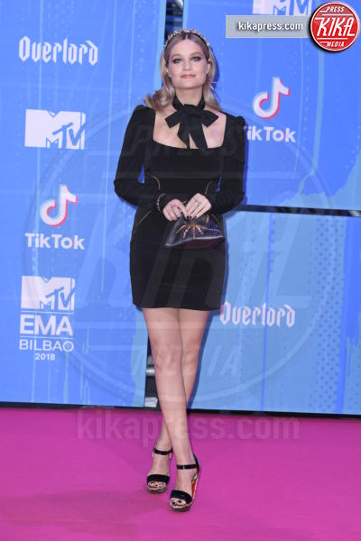 Laura Whitmore - Bilbao - 04-11-2018 - Camila Cabello fa poker agli  MTV European Music Awards 2018