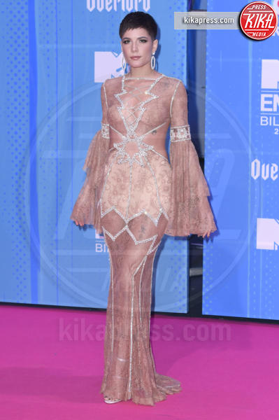 Halsey - Bilbao - 04-11-2018 - Camila Cabello fa poker agli  MTV European Music Awards 2018