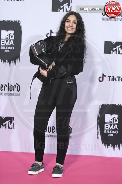 Alessia Cara - Bilbao - 04-11-2018 - Camila Cabello fa poker agli  MTV European Music Awards 2018
