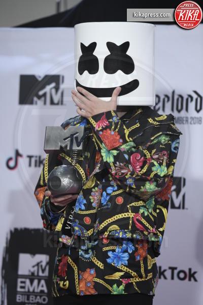 Christopher Comstock - Bilbao - 04-11-2018 - Camila Cabello fa poker agli  MTV European Music Awards 2018