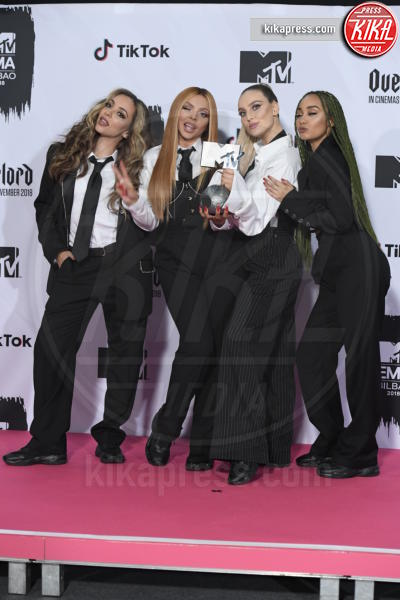 Bilbao - 04-11-2018 - Camila Cabello fa poker agli  MTV European Music Awards 2018