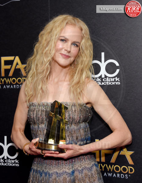 Nicole Kidman - Beverly Hills - 04-11-2018 - Hollywood Film Awards, premio alla carriera per Nicole Kidman