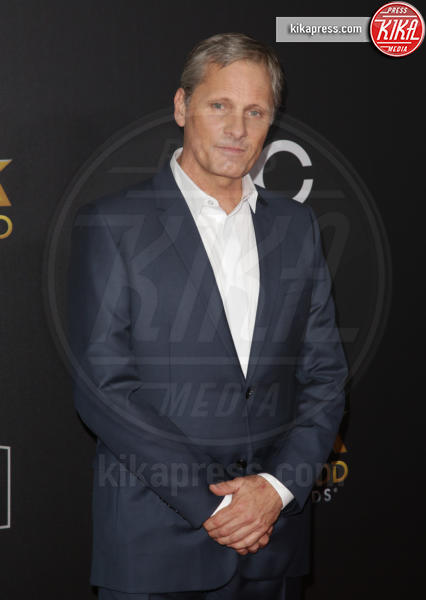Viggo Mortensen - Los Angeles - 04-11-2018 - Hollywood Film Awards, premio alla carriera per Nicole Kidman