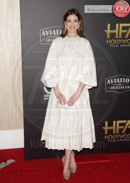 Anne Hataway - Los Angeles - 04-11-2018 - Hollywood Film Awards, premio alla carriera per Nicole Kidman