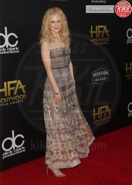 Nicole Kidman - Beverly Hills - 04-11-2018 - Hollywood Film Awards, premio alla carriera per Nicole Kidman