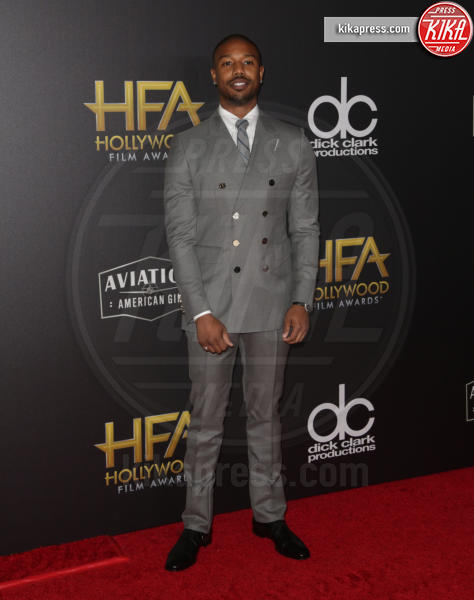 Michael B. Jordan - Los Angeles - 04-11-2018 - Hollywood Film Awards, premio alla carriera per Nicole Kidman