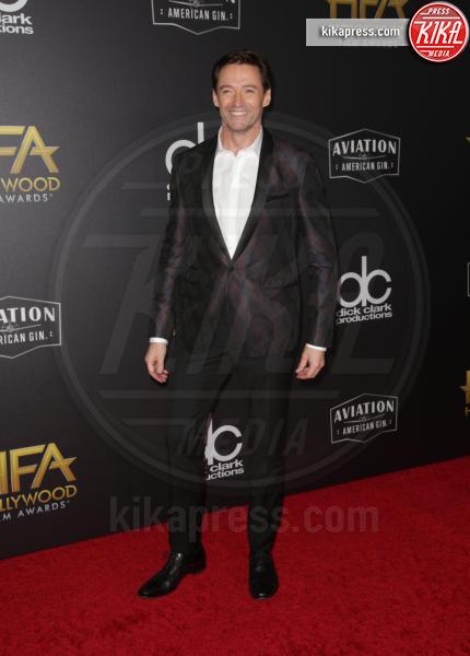 Hugh Jackman - Beverly Hills - 04-11-2018 - Hollywood Film Awards, premio alla carriera per Nicole Kidman