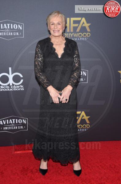 Glenn Close - Beverly Hills - 04-11-2018 - Hollywood Film Awards, premio alla carriera per Nicole Kidman