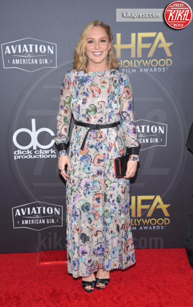 Annie Starke - Beverly Hills - 04-11-2018 - Hollywood Film Awards, premio alla carriera per Nicole Kidman