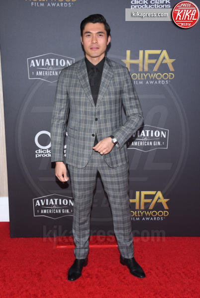 Henry Golding - Beverly Hills - 04-11-2018 - Hollywood Film Awards, premio alla carriera per Nicole Kidman