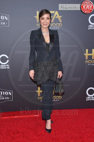 Michelle Yeoh - Beverly Hills - 04-11-2018 - Hollywood Film Awards, premio alla carriera per Nicole Kidman