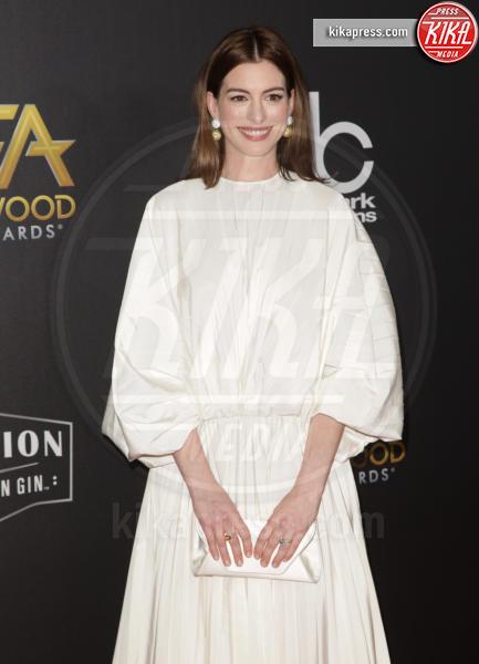 Anne Hataway - Beverly Hills - 04-11-2018 - Hollywood Film Awards, premio alla carriera per Nicole Kidman