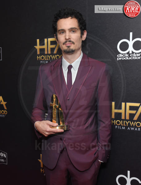 Damien Chazelle - Beverly Hills - 04-11-2018 - Hollywood Film Awards, premio alla carriera per Nicole Kidman