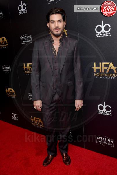 Adam Lambert - Beverly Hills - 04-11-2018 - Hollywood Film Awards, premio alla carriera per Nicole Kidman