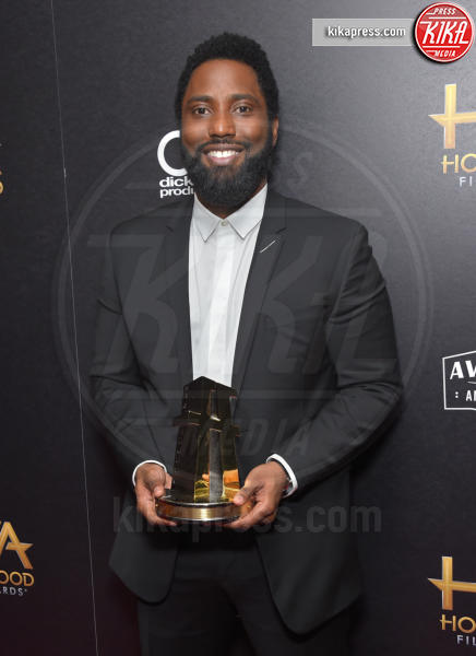 John David Washington - Beverly Hills - 04-11-2018 - Hollywood Film Awards, premio alla carriera per Nicole Kidman
