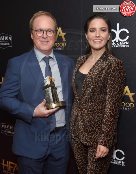 Brad Bird, Sophia Bush - Beverly Hills - 04-11-2018 - Hollywood Film Awards, premio alla carriera per Nicole Kidman