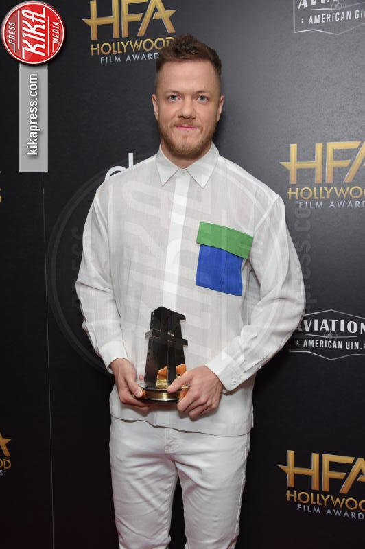 Dan Reynolds - Beverly Hills - 04-11-2018 - Hollywood Film Awards, premio alla carriera per Nicole Kidman