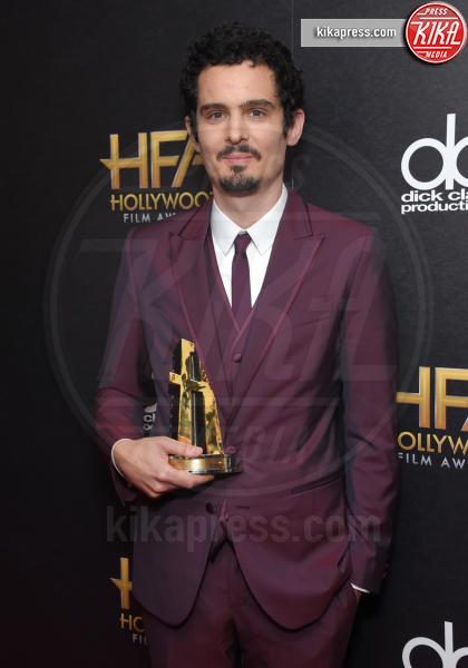 Damien Chazelle - Beverly Hills - 04-11-2018 - Hollywood Film Awards, premio alla carriera per Nicole Kidman