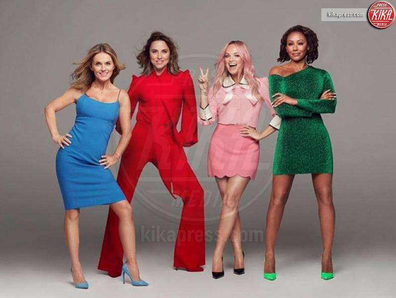 Melanie Chisholm, Melanie Brown, Spice Girls, Emma Bunton, Geri Halliwell - Londra - 06-11-2018 - Victoria rifiuta la reunion, la reazione delle altre Spice Girls