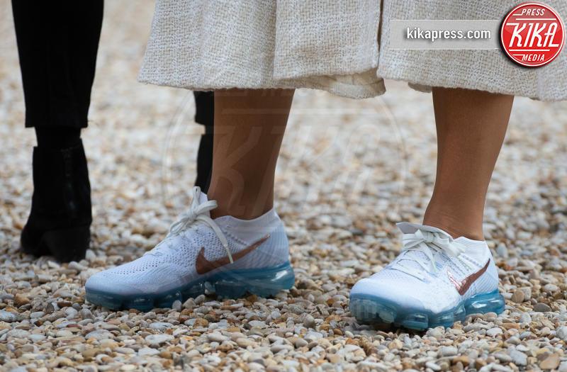 Mary di Danimarca - Roma - 06-11-2018 - Mary di Danimarca, a Caracalla con le Nike! E non è la sola...