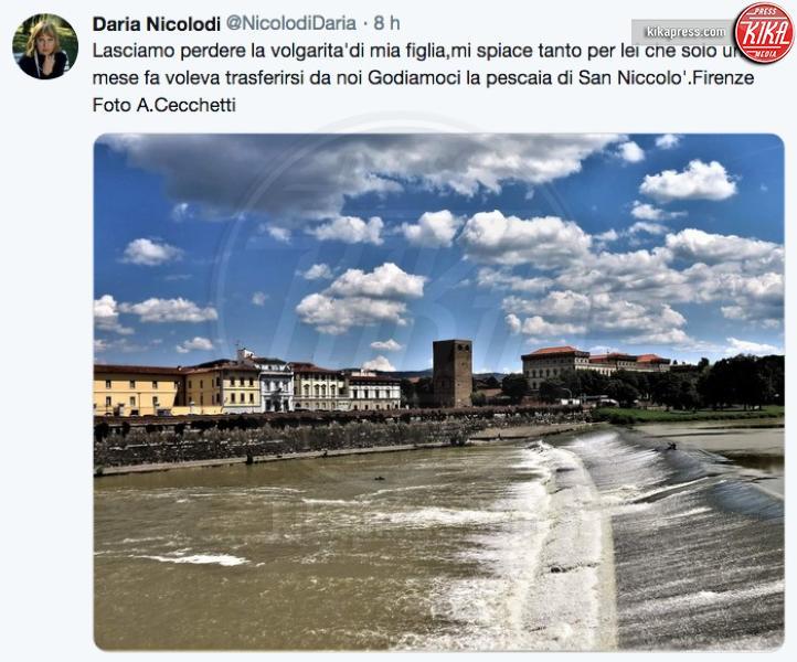 Daria Nicolodi - 07-11-2018 - Asia Argento contro la madre: la reazione di Fabrizio Corona