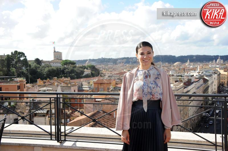 Roberta Lanfranchi - Roma - 07-11-2018 - Belle ripiene: il teatro si tinge di rosa e ci porta in cucina