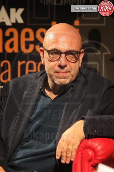 Paolo Virzì - Caserta - 07-11-2018 - Alla Reggia di Caserta le Notti Magiche di Paolo Virzì