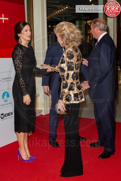 Principessa Mary di Danimarca, Camilla Crociani - Roma - 07-11-2018 - Mary di Danimarca, l'elegante riciclo firmato Dolce & Gabbana