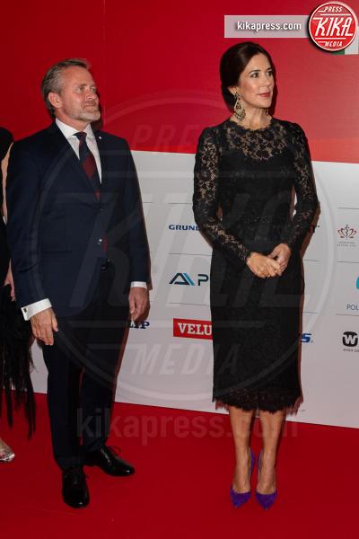 Principessa Mary di Danimarca - Roma - 07-11-2018 - Federico e Mary di Danimarca salutano Roma con la Grand Dinner