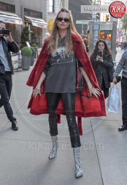 Behati Prinsloo - NYC - 08-11-2018 - Gli angeli di Victoria's Secret: ultima prova prima dello show