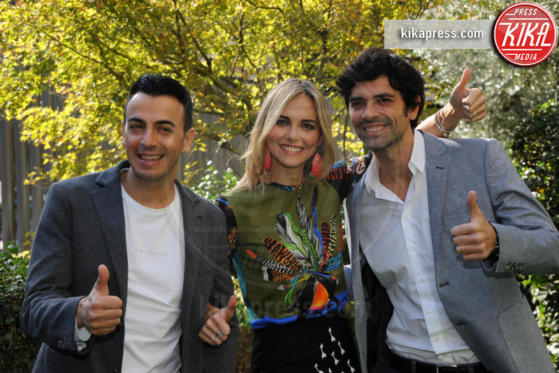 Francesca Fialdini, Gigi, Ross - Roma - 08-11-2018 - Zecchino d'Oro: tutto pronto per l'edizione Francesca Fialdini