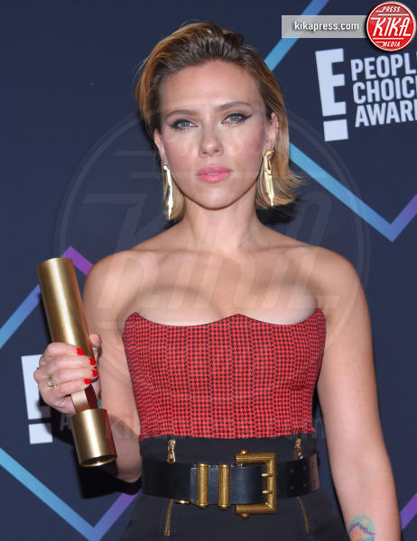 Scarlett Johansson - Santa Monica - 11-11-2018 - Scarlett Johansson contro i paparazzi: