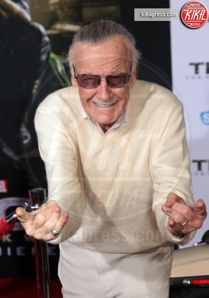 Stan Lee - Hollywood - 04-11-2013 - Addio Stan Lee! 10 cose che non sapevate sul padre dei supereroi