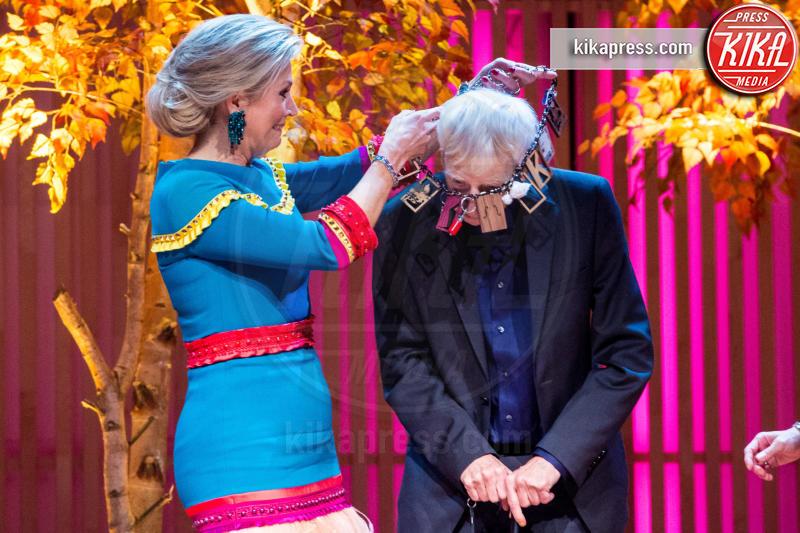 Reinbert de Leeuw, Queen Máxima of the Netherlands, Regina Maxima d'Olanda - Amsterdam - 26-11-2018 - Regina Maxima, novembre 2018 e 2019: trovate le differenze!