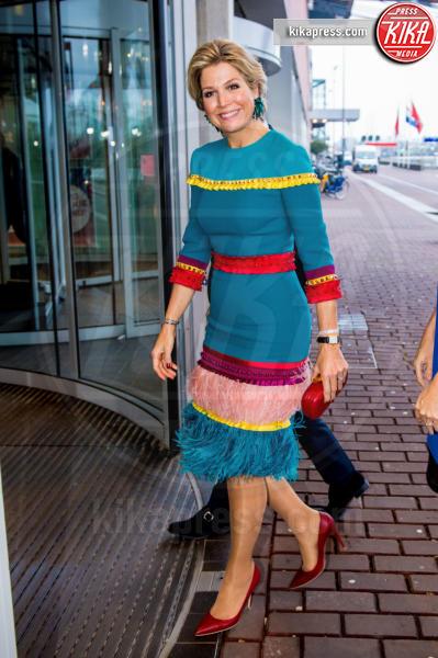 Regina Maxima d'Olanda - Amsterdam - 26-11-2018 - Regina Maxima, novembre 2018 e 2019: trovate le differenze!