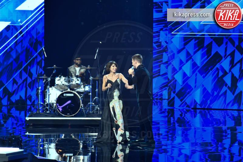 Alessandro Cattelan, Giorgia - Milano - 29-11-2018 - Liam Payne e Jonas Blue infiammano il palco di X-Factor