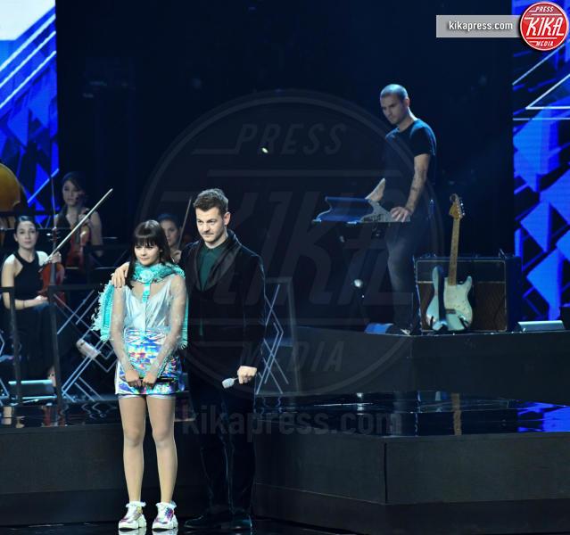 Martina Attili, Alessandro Cattelan - Milano - 29-11-2018 - Liam Payne e Jonas Blue infiammano il palco di X-Factor